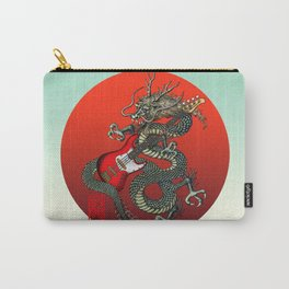 Dragon BassGuitar 01 Carry-All Pouch