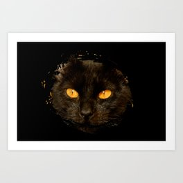 DARK DELIGHT Art Print