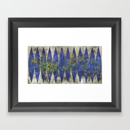 As Above, So Below Framed Art Print