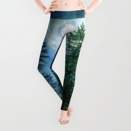 Silent Forest Leggings