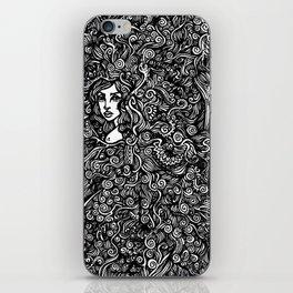 Vicious Mind iPhone Skin