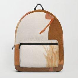 Dried Leaf Backpack