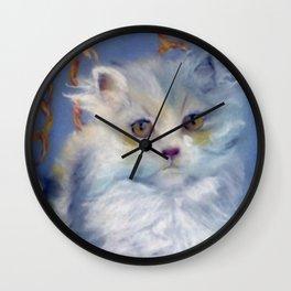 Swingin' Wall Clock