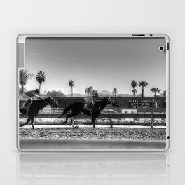 Horse Race Laptop & iPad Skin