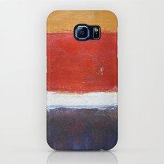 Mark Rothko Interpretation Acrylics On Paper Slim Case Galaxy S8