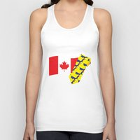 himym Tank Tops featuring HIMYM Couples - Barney & Robin by Raye Allison Creations