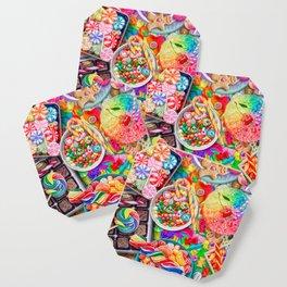 Candylicious Coaster