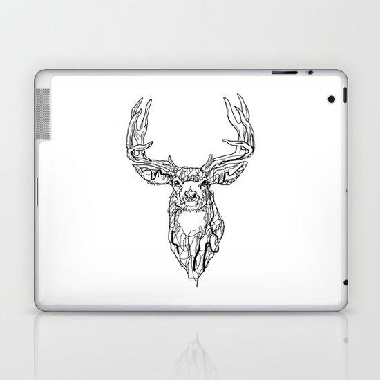 El Camino del Venado  Laptop & iPad Skin