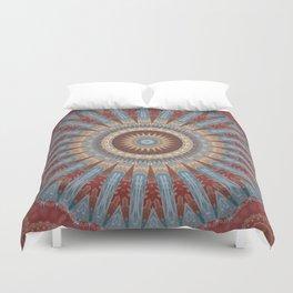 Some Other Mandala 424 Duvet Cover