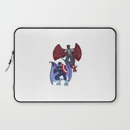 Captain and Falcon Laptop Sleeve