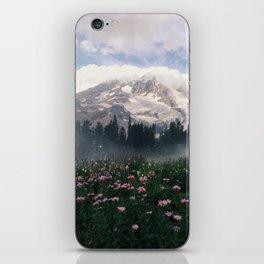 Mt Rainier iPhone Skin