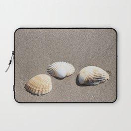 Three Seashells Laptop Sleeve
