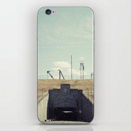 the dwight d eisenhower lock iPhone Skin