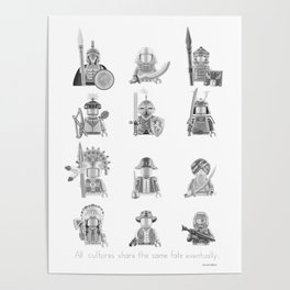 All Warriors Poster