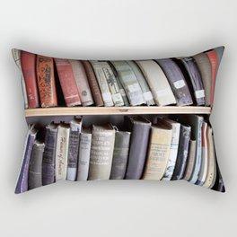 Shelf life Rectangular Pillow