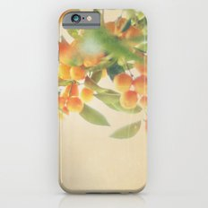 Aren't You A Little Orange iPhone 6 Slim Case