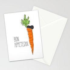 Bon Appetegan - Vegan Cooking Stationery Cards