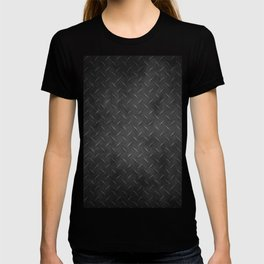 Rustic Metal Diamond Plate T-shirt