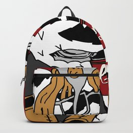 SMOKE CAN ANDY Backpack