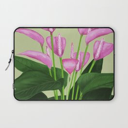 Anthurium Laptop Sleeve