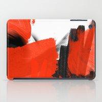 sin city iPad Cases featuring SIN  by Lauren Lee Design's