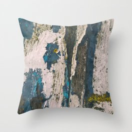 Crushed dreams Throw Pillow