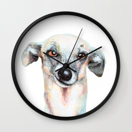 Just Dog Wall Clock