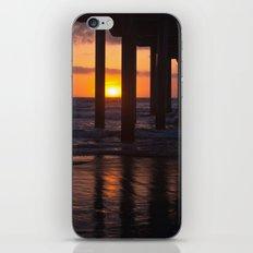 Sunset Captured iPhone Skin