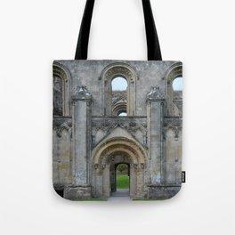 Glastonbury Abbey 1 Tote Bag