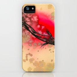 Cameron | Beta Fish iPhone Case