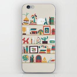 The shelf iPhone Skin