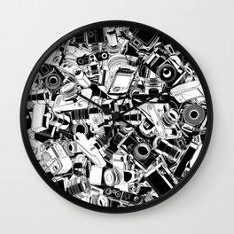 Shutterbug Wall Clock