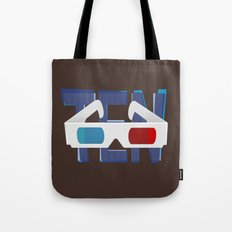 'Ten' - Doctor Who Tenth Doctor design Tote Bag