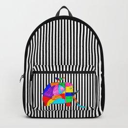 Rainbow Elephant by Elisavet | #society6 Backpack