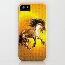 Mystical Horse .. fantasy iPhone Case