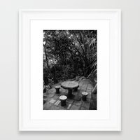 philosophy Framed Art Prints featuring Philosophy by Robin S
