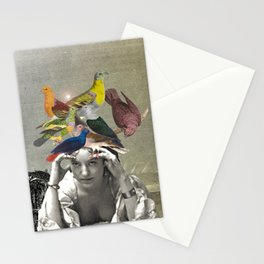 BIRD BRAINS Stationery Cards