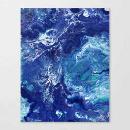 Dreaming Water 1 Canvas Print