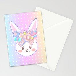 Fairy Kei Decora Bunny Stationery Cards