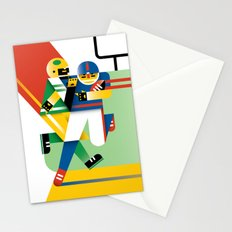 Big Game Stationery Cards