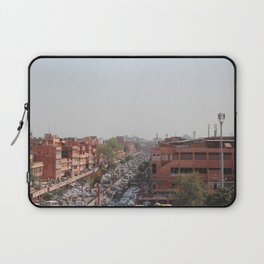 PINK CITY Laptop Sleeve