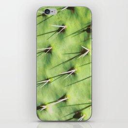 Cactus Verde iPhone Skin