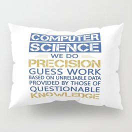 COMPUTER SCIENCE Pillow Sham