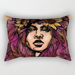 Sunshine Jackson Rectangular Pillow