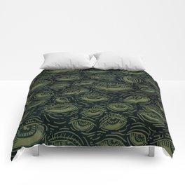 Eye Sea Comforters