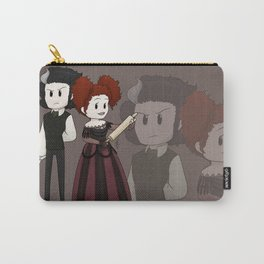 Sweeney Todd & Mrs. Lovett Carry-All Pouch