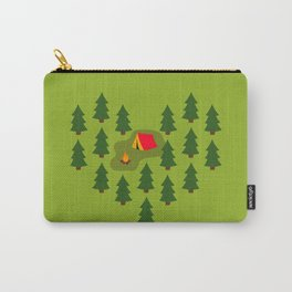 Camping Love Carry-All Pouch