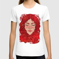 lolita T-shirts featuring Lolita  by Nicolae Negura