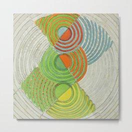 "Robert Delaunay ""Relief rythme"" Metal Print"