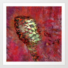 Sirocco Art Print